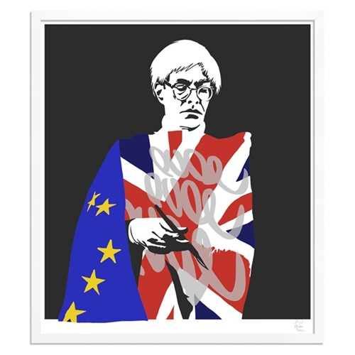 Pure Evil - Brexit Warhol - First Edition