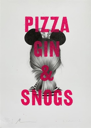 Pizza, Gin & Snogs