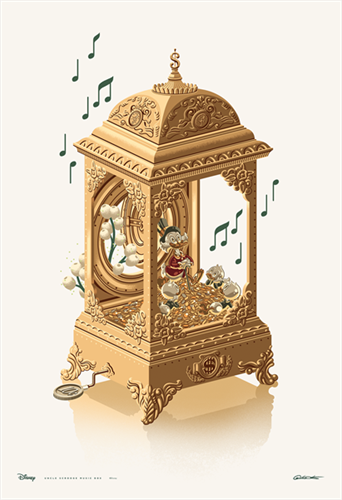 Music Box - Uncle Scrooge