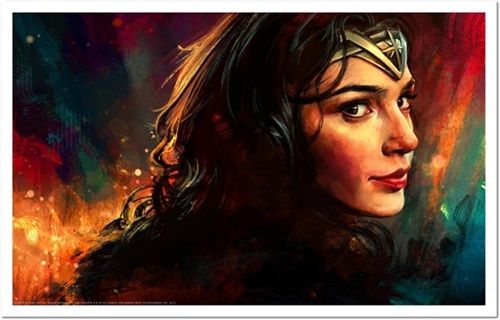Princess Diana of Themyscira