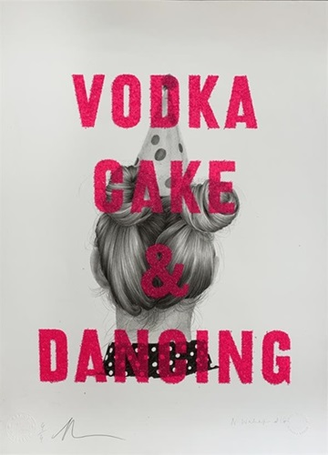 Vodka, Cake & Dancing