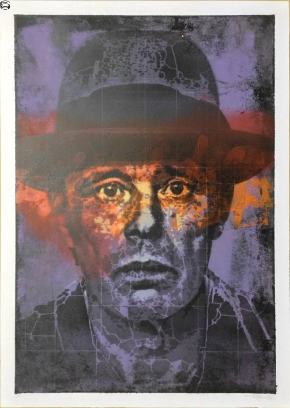 Portrait of J.Beuys