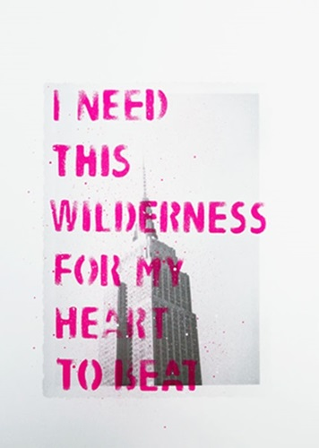 I Need This Wilderness For My Heart To Beat - Empire