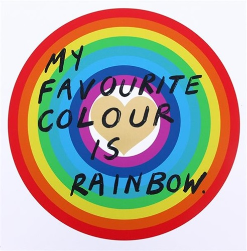 My Favourite Colour Is Rainbow