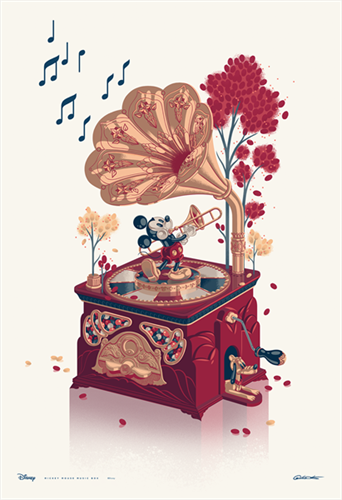 Music Box - Mickey Mouse