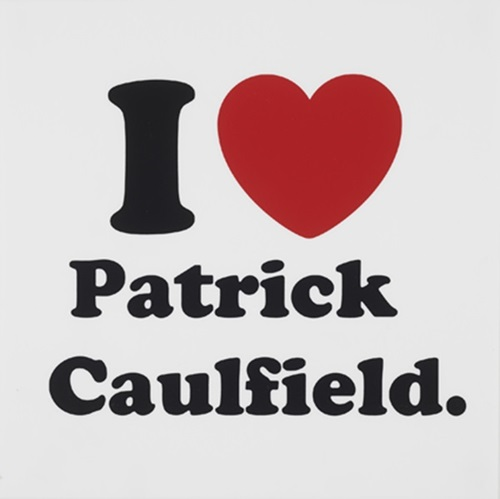 I Love Patrick Caulfield