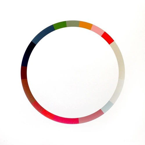 Colour Wheel 6
