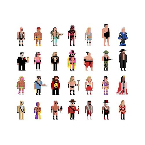 World Wrestling Legends