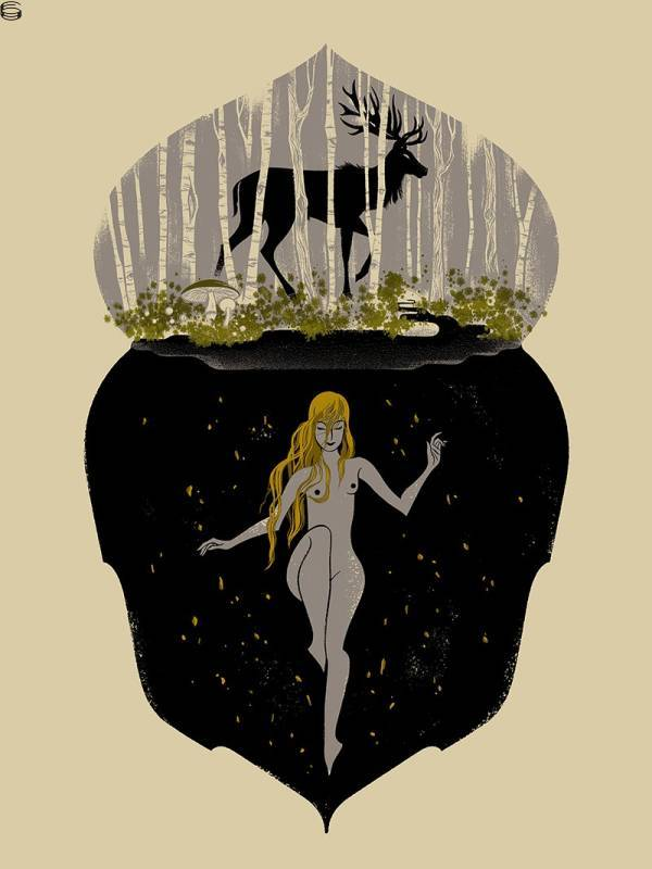 Tuvstarr and Longleg Leap