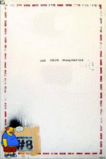 Use your imagnation 08