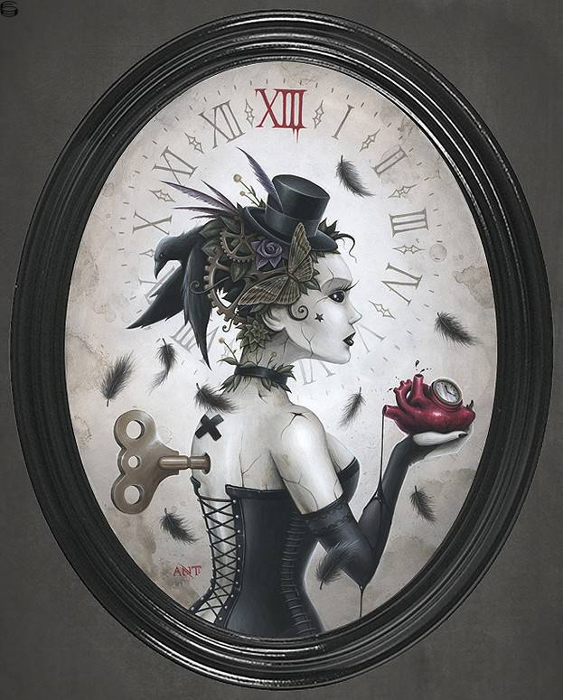 A Clockwork Courtesan 10