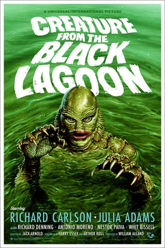 Creature from the Black Lagoon AC