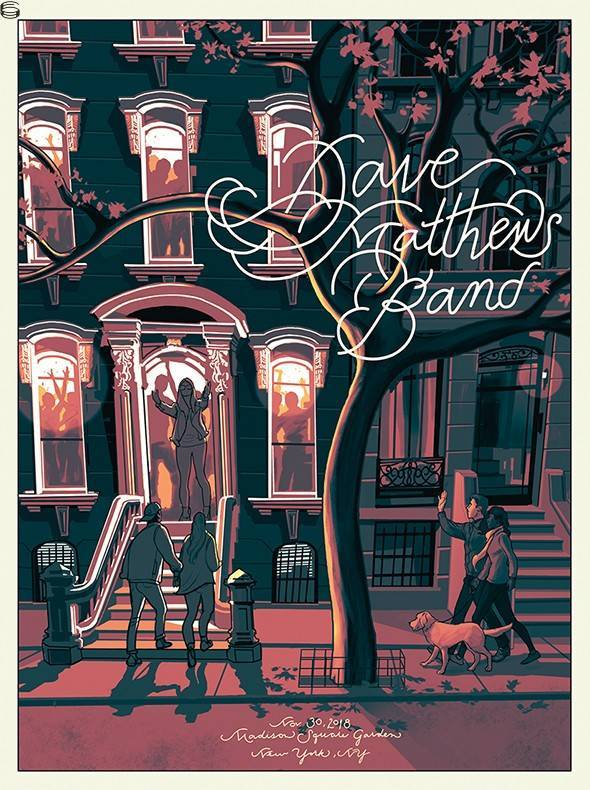 Dave Matthews Band New York City N2