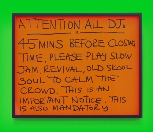 Attention All DJs