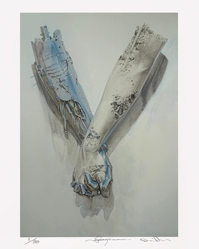 Untitled (Holding Hands)