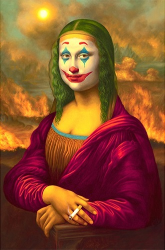 Mona Lisa Joker