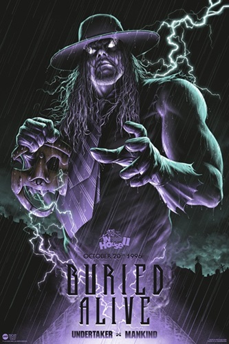 Buried Alive: The Undertaker vs Mankind